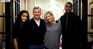 Doctor Who Christmas Special Set for U.S. Theaters - TVDRAMA