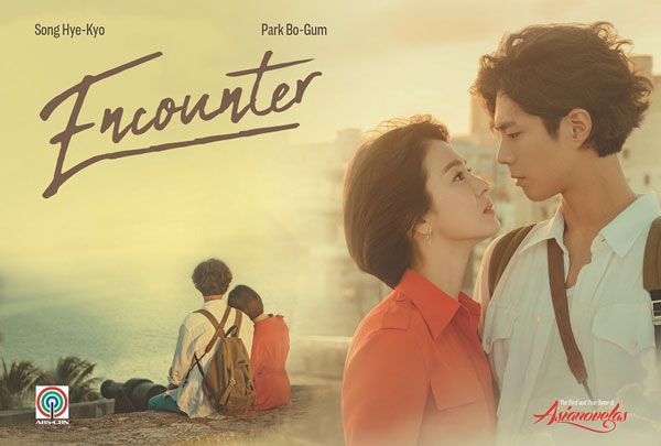 Encounter & Gangnam Beauty Debut on ABS-CBN - TVDRAMA
