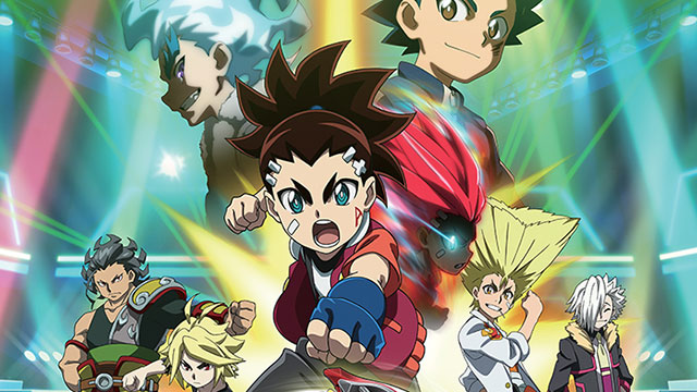 Beyblade Burst Turbo Launches on TELETOON - TVKIDS