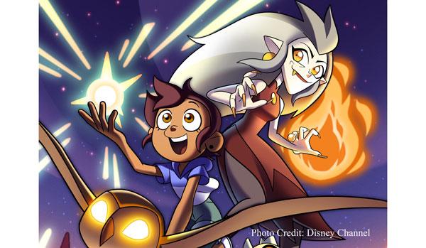 Disney's The Owl House Sets Cast - TVKIDS