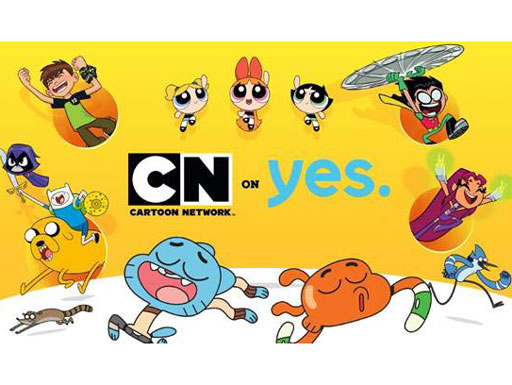 Cartoon Network Aligns with yes to Expand Footprint in