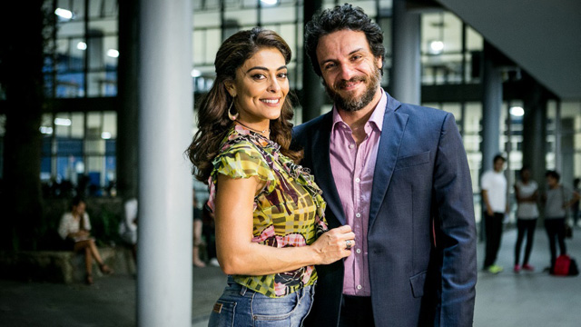 Globo Novela Edge of Desire Heads to Ecuador - TVNOVELAS