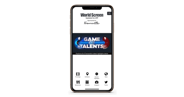 Getting Ready for ATF? - WORLD SCREEN