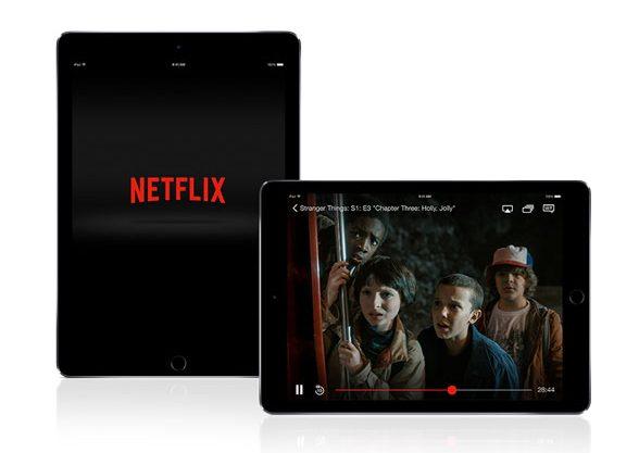 iPad-Netflix-devices